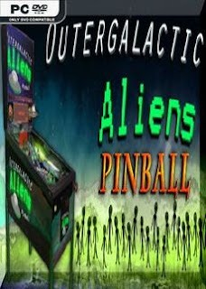 Outergalactic Aliens Pinball